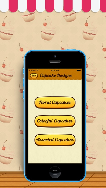 Cupcake Designs Catalog screenshot-1