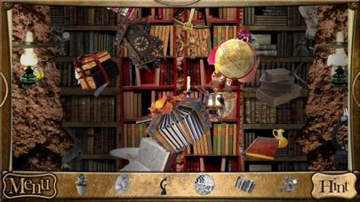 Alice im Wunderland : WimmelbildSpieleScreenshot von 3