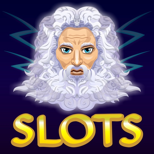 Zeus Epic Myth Slots - Free Play Slot Machine icon