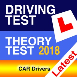 UK Car Driver Theory Test 2018