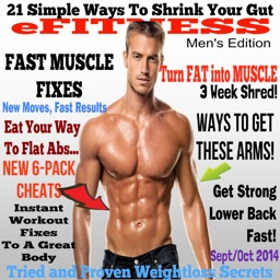 eFitness Magazine - Men Edition