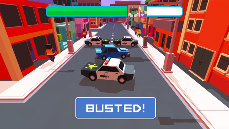 High Speed Police Chase! screenshot-4