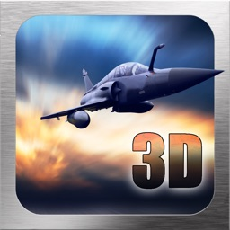 Sky War 3D - Super Sonic Jet Fighter