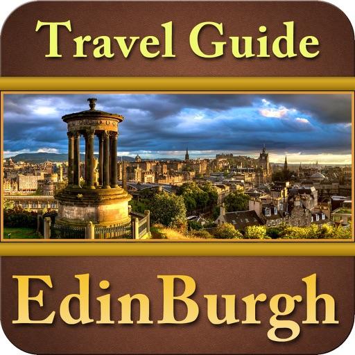 Edinburgh Offlne Map Travel Guide