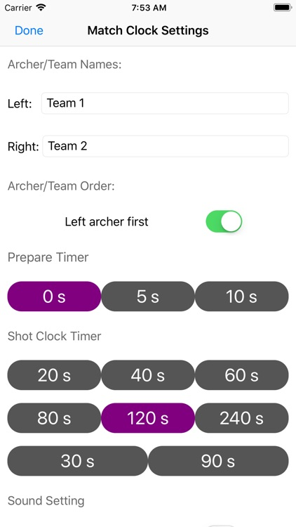 Archery Clock screenshot-3