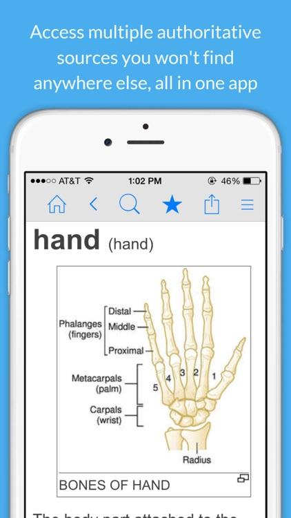 Nursing Dictionary - Medical and Drug Definitions screenshot-3