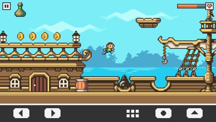 Vulture Island screenshot-4