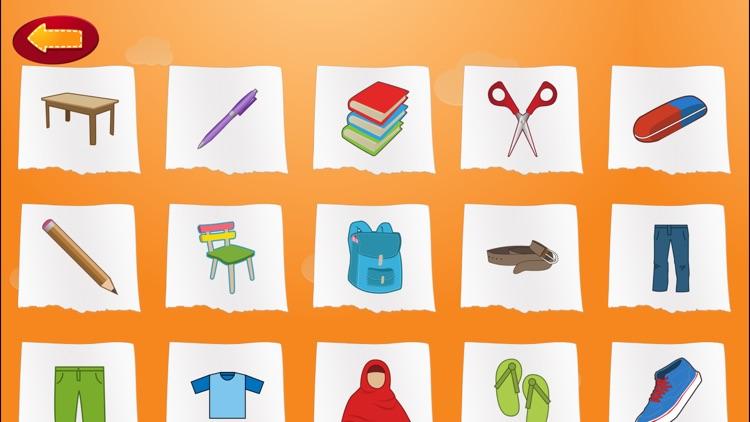 Muslim Kids Series : Mufradat (Arabic Vocabulary)