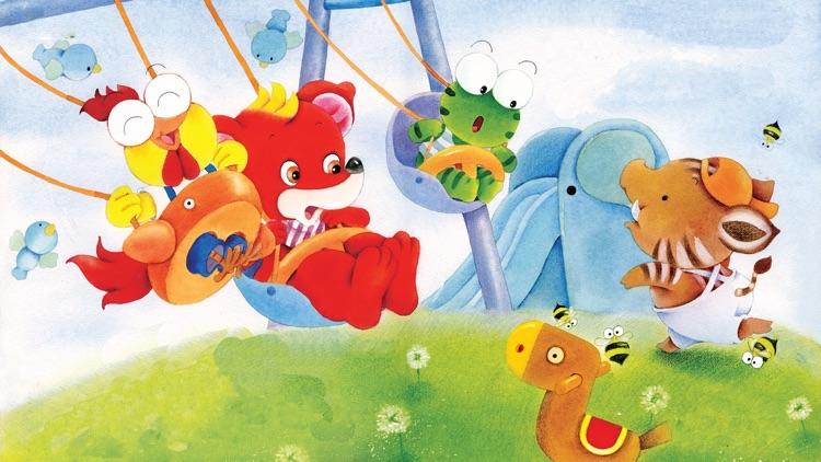 快乐红袋鼠