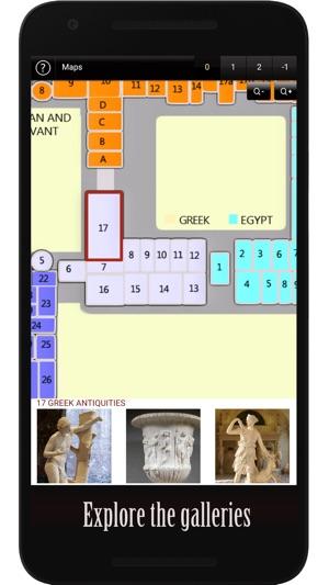 Louvre Museum Full Edition Screenshot