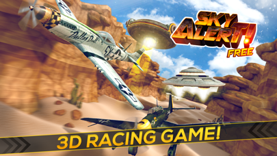 Sky Alert! Airplane Battle Fun Simulator Game Free