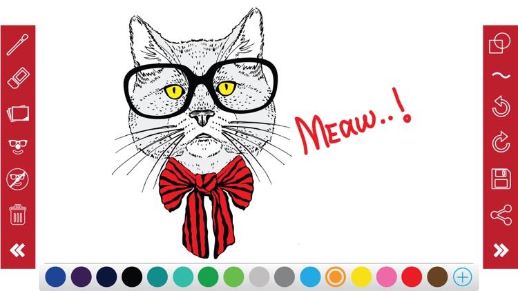Sketch.Book - Draw, Drawing.Pad & Paint Scribble screenshot-3