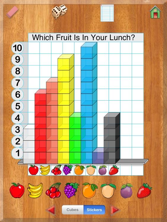 Hands-On Math Graph Cubes screenshot-4