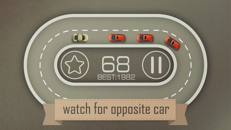 Wrong way racing: Hyper blaster screenshot-3