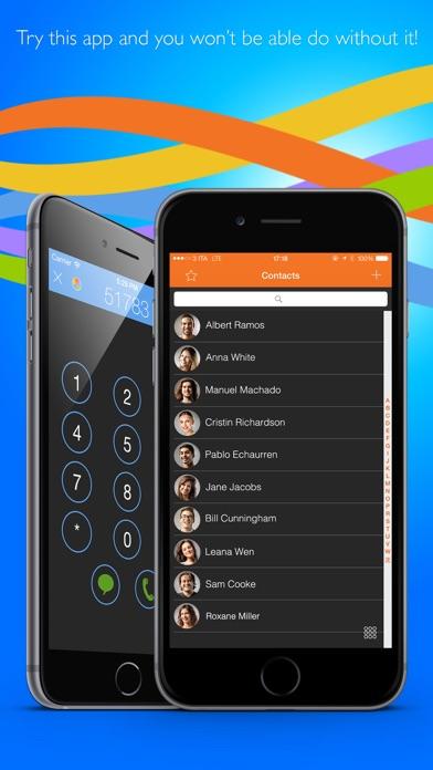 Custom Phonebook Screenshots