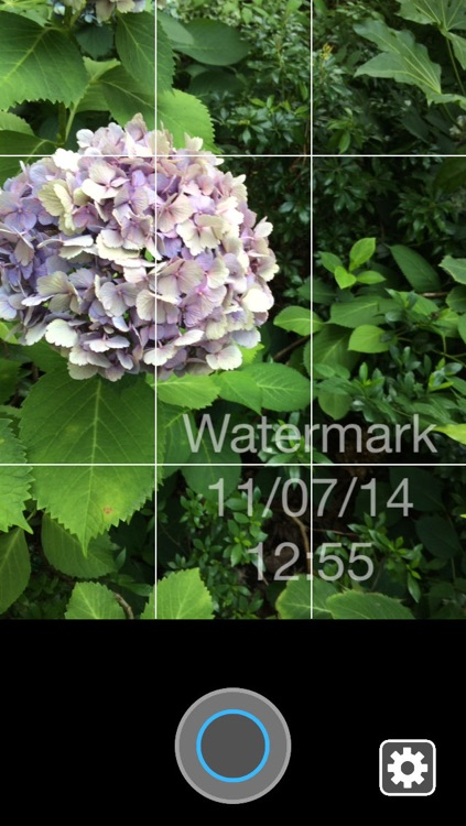 Simple Watermark Camera Free screenshot-0