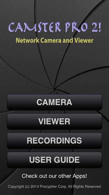Camster Pro! Instant Network Camera screenshot-4