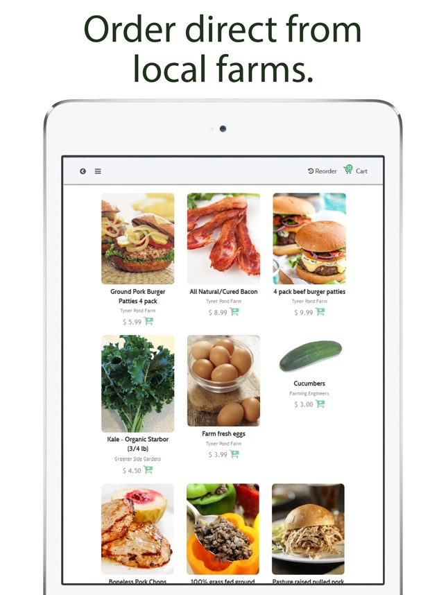 market wagon on the app store