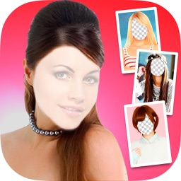 Makeover photo editor with hairstyles & haircuts