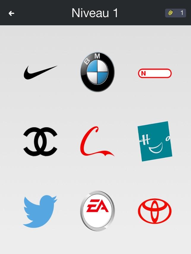 logos quiz erraten sie die bekanntesten marken im app store