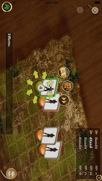 The Burning Trees of Ormen Mau screenshot-3