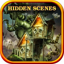 Hidden Scenes: Fear House - Enter Haunted Mansion With Ghosts of the Past Free Game 2015