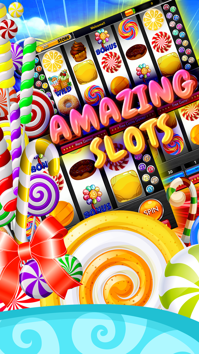 Candy Slots Fortune – Free Casino Slot Machines Screenshot