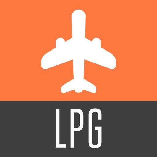 Luang Prabang Travel Guide and Offline Street Map