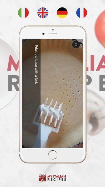 Recipes by My Italian Recipes screenshot-4