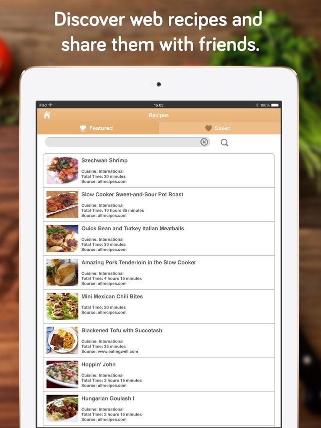 Shopper - List and Recipes on the App Store