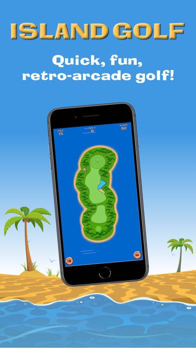Screenshot 1 Island Golf