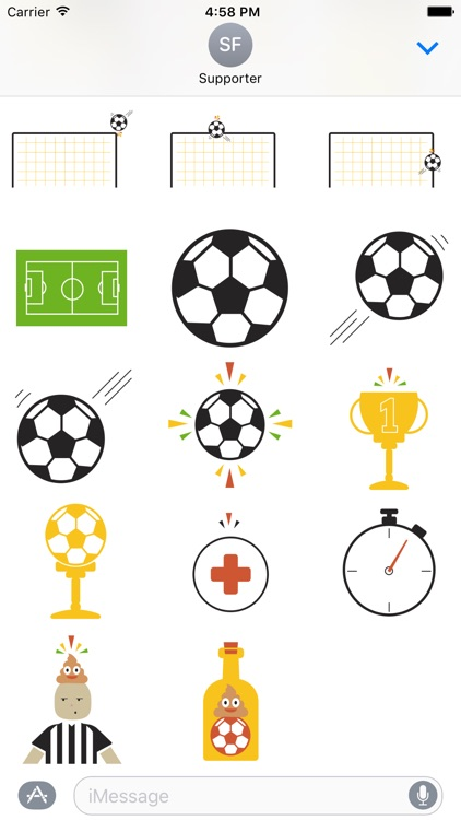 Football Stickers (Soccer) screenshot-4