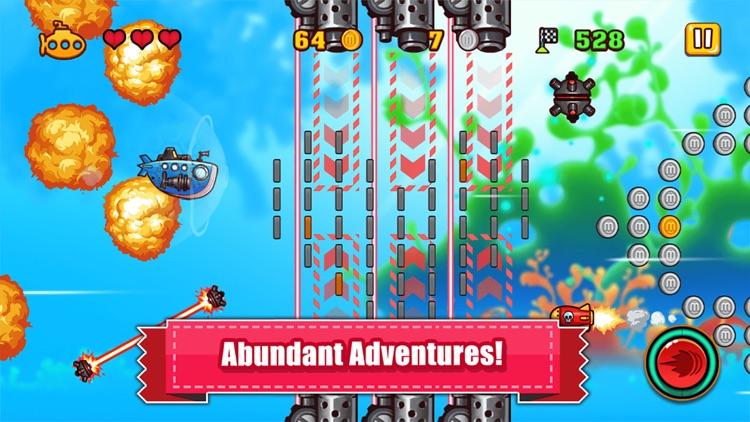 Adventures Under the Sea - Submarine Joyride screenshot-3