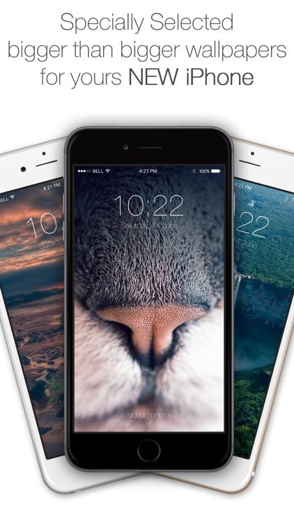 Wallpaper S Plus for iOS 10