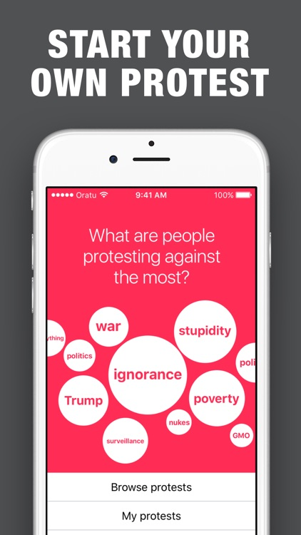 iProtest! screenshot-0