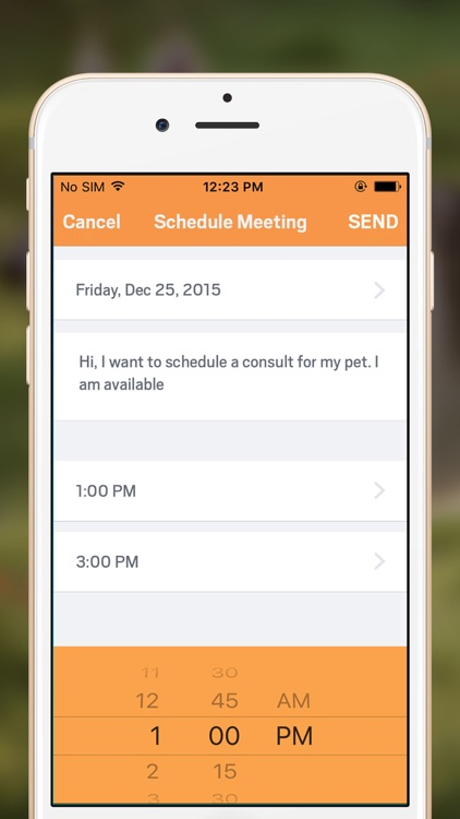 Petzam – Vet Video Call App screenshot-3