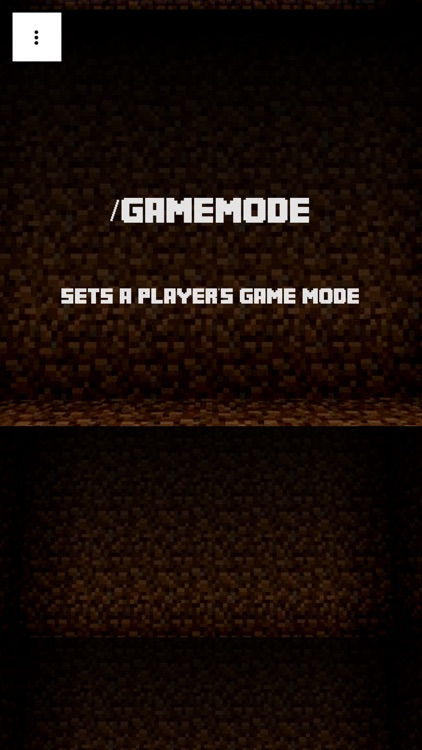 Commands for Minecraft Pocket Edition MCPE screenshot-4