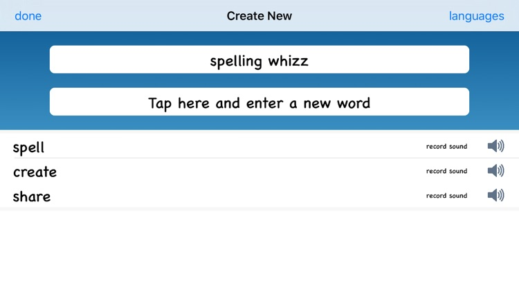 Spelling Whizz screenshot-3