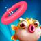 App Icon for Flappy Fish 2018 App in Oman IOS App Store