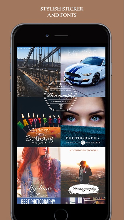 Photo Stitch Max - selfie editor & camera blender