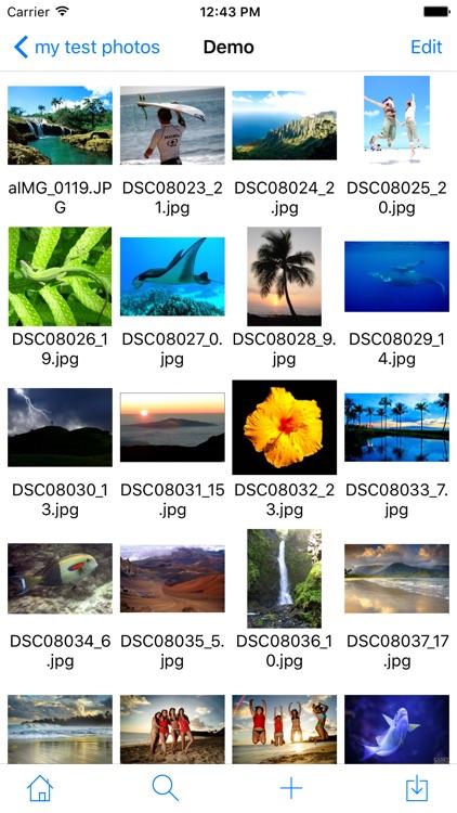 FTPManager Pro - FTP, SFTP, FTPS client screenshot-3