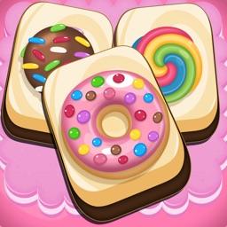 Sweet Candy Mahjong Free