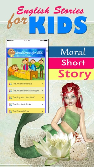 English Stories for Kids - Moral Short Story on the App Store
