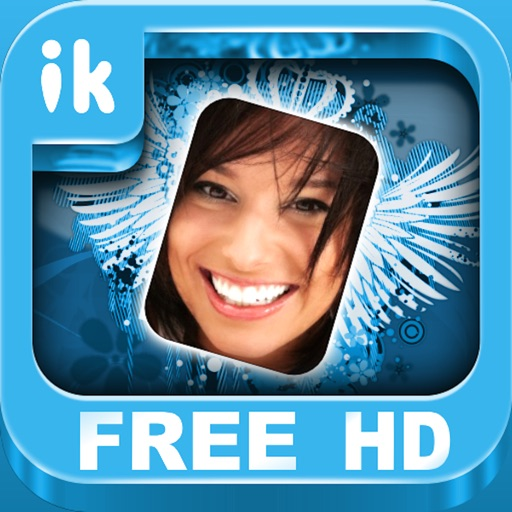 imikimi HD Free Photo Frames & Effects