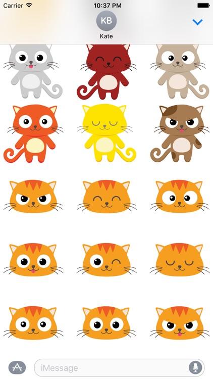 Catsters - Cat Stickers screenshot-3