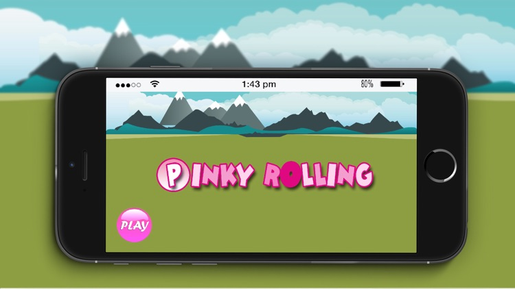 Pinky Rolling - Free Fall Rolling