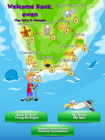 English Afrikaans Language Learning Adventure - Owen's Adventures-ipad-1