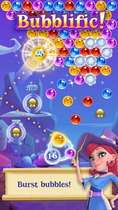 Bubble Witch 2 Saga Screenshots