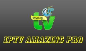 IPTV PRO AMAZING: Support M3U, XSPF Playlist