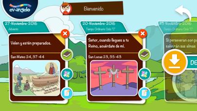 Ev-Angelo App screenshot two